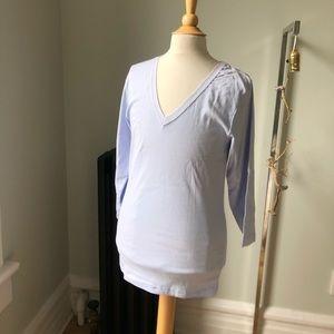 Petit Bateau V neck tee-shirt
